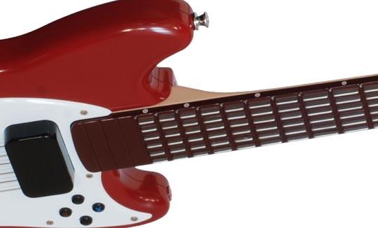 Die Rock Band PRO-Gitarre hält wohl den Rekord für die meisten Controllertasten in der Videospielgeschichte
