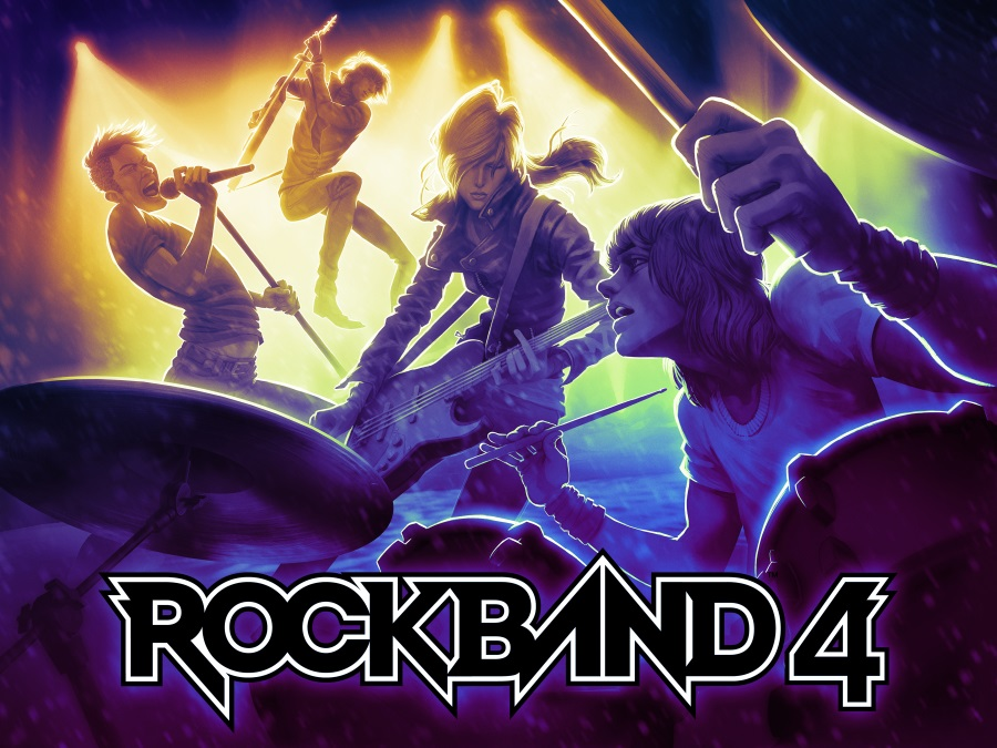 It's good to be back - Harmonix hat Rock Band 4 offiziell angekündigt